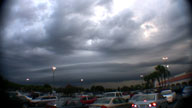 [ Multi-cell Thunderstorm & Gust Front ]