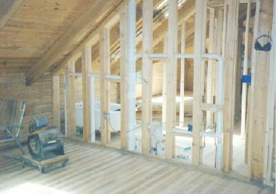 2nd Floor Bathtub leaking thru ceiling to kitchen; Emergency