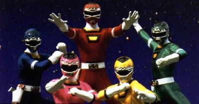 Power Ranger Condenado a Muerte, Asesino Criminal!!!!