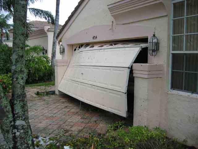 8x8 garage doorProtecting a Garage door