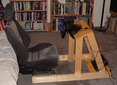 Racing Simulator Seat Video Games All Consoles